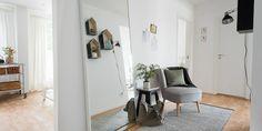 Ce fauteuil et ce miroir <3