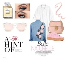 """Untitled #256"" by khanhngan2002 ❤ liked on Polyvore featuring Chloé, Cape Robbin and Quay"