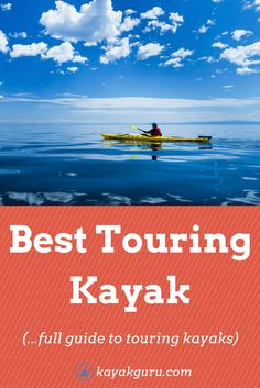 Kayak Storage Best Touring Kayak - We have put together this article to help you choose your next touring yak. We will hopefully answer some of your questions and. Canoe Boat, Paddle Boat, Paddle Boarding, Ocean Kayak, Recreational Kayak, Kayak Camping, Kayak Fishing, Fishing Tips, Camping Packing