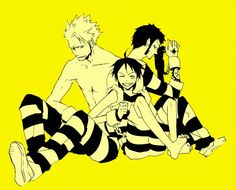 Luffy, Eustass Kid and Trafalgar Law #one piece