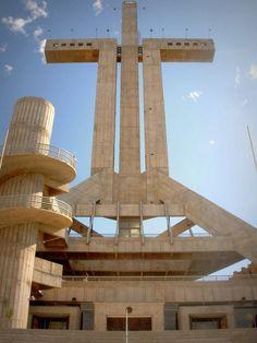 Cruz del Tercer Milenio (Third Millennium Cross),Coquimbo, Chile