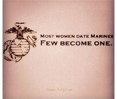 That's right baby, Female Marines!