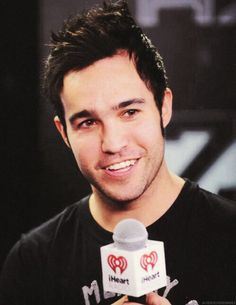 """""""Pete Wentz may be an overachiever,but sometimes when he over achieves he does great stuff.""""-Essence"""
