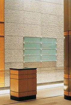 NYU Medical Center donor wall