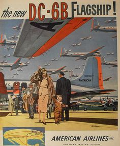 Dazzling Vintage Aircraft: The Major Attractions Of Air Festivals Retro Airline, Airline Logo, Airline Travel, Vintage Airline, Air Travel, Aviation Theme, Aviation Art, Vintage Advertisements, Vintage Ads
