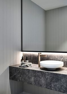 Luxury Bathroom Master Baths Paint Colors is totally important for your home. Whether you pick the Bathroom Ideas Master Home Decor or Luxury Bathroom Master Baths Wet Rooms, you will make the best Small Bathroom Decorating Ideas for your own life. Bad Inspiration, Bathroom Inspiration, Morning Inspiration, Contemporary Interior Design, Bathroom Interior Design, Contemporary Style, Interior Decorating, Modern Interior, Modern Design
