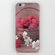 Buy Vintage Raspberry Still Life iPhone Skin by Mary Berg. Worldwide shipping available at Society6.com. Just one of millions of high quality products available. Be Still, Still Life, 5 Image, Cool Phone Cases, Meet The Artist, Iphone Skins, You Are Awesome, Great Artists, Vinyl Decals