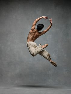 Kleber Rebello, Principal dancer, Miami City Ballet, NYC Dance Project.