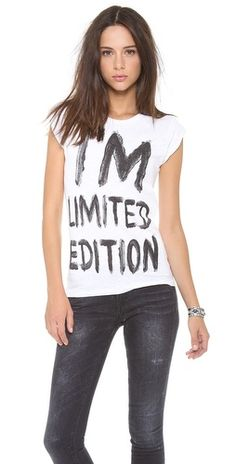 Happiness I'm Limited Edition Tee | SHOPBOP