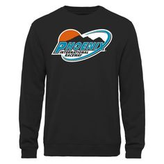 Phoenix International Raceway Logo Sweatshirt - Black