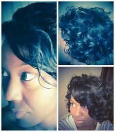 Curly bob lacefront. Milan Beauty Supply Surprize,AZ