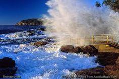 Bar Harbor Thunder Hole
