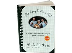 One of my favorite cookbooks: The Lady and Sons, Too by Paula Deen
