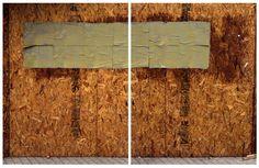 Artist: Comenius Roethlisberger,  title: Public Wall, Santiago de Chile, diptych,  technology: Diasec on Alucobond