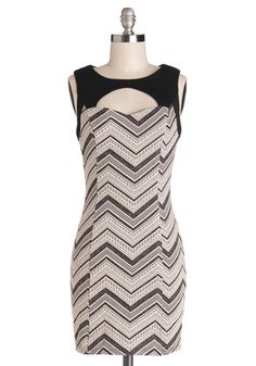 ModCloth Short Sleeveless Bodycon Manhattan Straight Up Dress and other apparel, accessories and trends. Browse and shop 2 related looks. Cute Dresses For Party, Fabulous Dresses, Unique Dresses, Casual Dresses, Dresses For Work, 30th Birthday Dresses, Birthday Girl Dress, Retro Vintage Dresses, Vintage Outfits