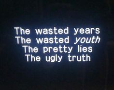 quote, grunge, and lies image