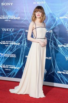 How do you feel about white? Because Emma likes white too. | 31 Photos That Prove Emma Stone Is The Most Stylish Person On Earth
