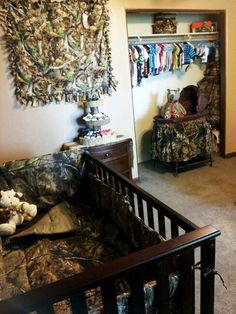 Camo Baby Room ( Mossy Oak, Realtree)