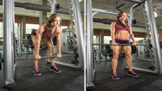Erica Stern's Ultimate Leg Day: Smith Machine Workout