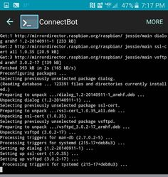 Something we loved from Instagram! Prepare to have your mind blown. I'm using the mobile Hotspot on my Verizon mobile with 1 bar 4G signal (and sometimes 3G) to network the Pi and my laptop. I can even remote ssh into the Pi from my mobile. Just installed an sftp server on the Pi from my mobile. #geekery #fasterbettercheaper #DIY #MAKE #pi #raspberryPi #lowvoltz #homeautomation #offgrid #solar #twincreeks #tunkvalley #riverside #omak #okanogancounty #wa #pnw #hackinginthewoods by eisenetics…