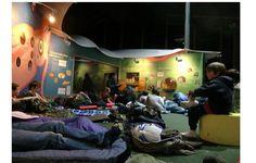 The Baba Blog | BedBUGS Sleepovers
