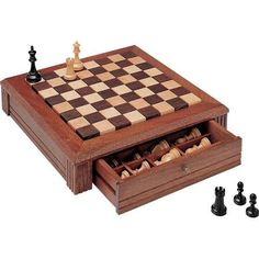 Classic Chessboard Plan