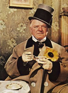 W.C. Fields, born William Claude Dukenfield, on Jan. 29, 1880, was an American comedian, actor, juggler and writer. He died on Dec. 25, 1946.