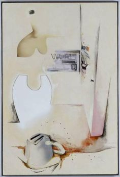 A collaboration between Tate's Conservation team and the artist Richard Hamilton to conserve his collage Hommage à Chrysler Corp. Richard Hamilton Pop Art, Hamilton Painting, Modern Art, Contemporary Art, Pop Culture Art, Collage Artists, Collages, Art Database, Paintings