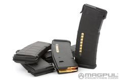 You can never have enough ammo!  MagPul Kicks A**