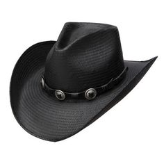 cf4e9e4c75e Charlie 1 Horse With the Band Shapeable Straw Cowboy Hat  CSWTBD-4036