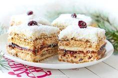 Ciasto świąteczne bez pieczenia
