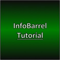 InfoBarrel Tutorial #infobarrel #makemoneywithwebsites