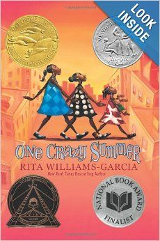 """Read """"One Crazy Summer"""" by Rita Williams-Garcia available from Rakuten Kobo. In this Newbery Honor novel, New York Times bestselling author Rita Williams-Garcia tells the story of three sisters who. Coretta Scott King, Black Panthers, This Is A Book, The Book, Book 1, King Book, New York Times, Great Books, My Books"""