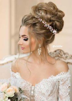 Magnificent Gorgeous Wedding Bun Hairstyles ❤ See more: www.weddingforwar… The post Gorgeous Wedding Bun Hairstyles ❤ See more: www.weddingforwar… appeared first on Hairsty . Wedding Bun Hairstyles, Hairdo Wedding, Vintage Wedding Hair, Formal Hairstyles, Up Hairstyles, Hairstyle Ideas, Bridesmaid Hairstyles, Gorgeous Hairstyles, Wedding Pins