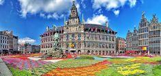 Onde Ficar em Antuérpia na Bélgica #viagem #viajar