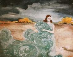 """""""She Carried With Her The Sea"""" by Amanda Blake via This Is All I Know"""