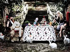 Can't wait to do an Alice In Wonderland Photoshoot!