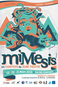 Festival Mimesis 2018 - Jordan Graphic La Rochelle France, Illustrations, Jordan, Graphic, Creations, Comic Books, Comics, Cover, Art
