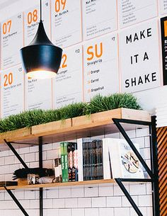Juice Served Here | Los Angeles designed by Bells & Whistles