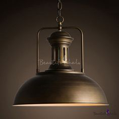 1 Light Pendant with