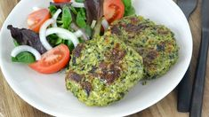 Chicken and spinach burgers - Recetas - Pollo Real Food Recipes, Vegan Recipes, Cooking Recipes, Copycat Recipes, Free Recipes, Salada Light, Spinach Burgers, Healthy Cooking, Healthy Eating
