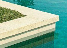 white granite,pool coping - Google Search