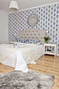 łóżko, wezgłowie, dekoracja,sypialnia, 160 X200