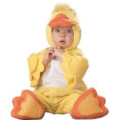 Baby Little Ducky Costume