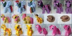 My Little Pony: Friendship is Magic Chrochet, Crochet Animals, Dinosaur Stuffed Animal, Friendship, Crochet Patterns, Tulle, Magic, Diy, Amigurumi