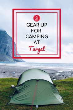Target is the perfect place to find must have essential camping gear at a price you can afford. Sleeping bags, tents, camp chairs and more. Save money on your camping gear at Target. Cheap Camping Gear, Camping Equipment, Tent Camping, Outdoor Camping, Outdoor Gear, Truck Camping, Camping Trailers, Camping Outdoors, Camping Lanterns