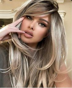 Gorgeous hair color trends 2020 - New Ideas Frontal Hairstyles, Wig Hairstyles, Drawing Hairstyles, Casual Hairstyles, Popular Hairstyles, Bridal Hairstyles, Party Hairstyles, Professional Hairstyles, African Hairstyles