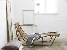 Sika Design Michelangelo daybed from the Originals Collection. Available at http://www.sika-design.us/products/michelangelo-rattan-daybed