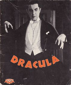 Dracula | And now, for your Halloween enjoyment, a Vampire f… | Flickr