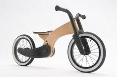 Kinder & Kinder Hölzern Laufrad Age 2 Wishbone Fahrrad Cruise 2 in 1